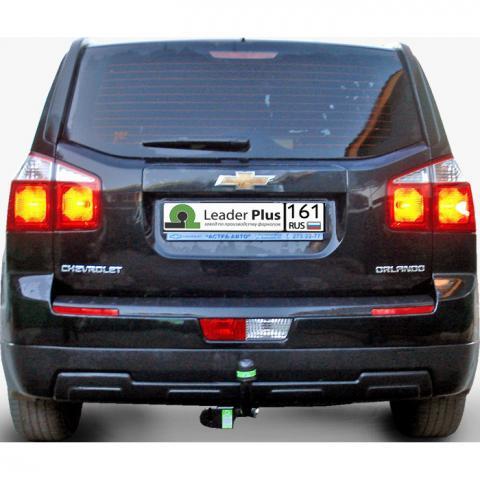 Фаркоп для Chevrolet Orlando (2011-2015) № C213-A