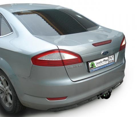 Фаркоп (ТСУ) для FORD MONDEO (BA7) (седан) 2007-... Лидер-Плюс до 1100 кг артикул F115-A