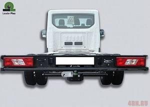 Фаркоп для Ford Transit шасси (2014-2019) № F123-F