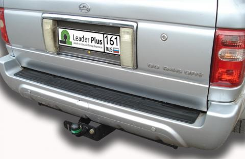 Фаркоп (ТСУ) для GREAT WALL SAFE 2004 - ... Лидер-Плюс до 1200 кг артикул G101-FC