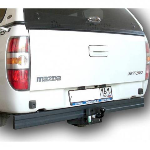 Фаркоп усиленный для Ford Ranger (Форд Рейнджер) 2006-2012 № M305-FC