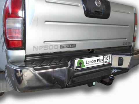 Фаркоп (ТСУ) для NISSAN NP 300 (D22A) 2008-... Лидер-Плюс до 1500 кг артикул N113-A