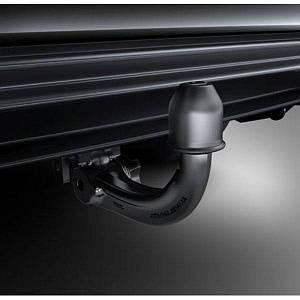 Фаркоп оригинальный быстросъемный для Lexus RX (2015-2019) №PW960-0E000