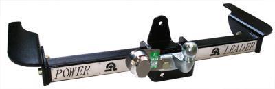 Фаркоп (ТСУ) для GREAT WALL HOVER H5 2011-... (C НЕРЖАВЕЮЩЕЙ ПЛАСТИНОЙ) Лидер-Плюс до 1500 кг артикул G102-F(N)