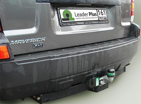 Фаркоп (ТСУ) для FORD MAVERICK 2004-... Лидер-Плюс до 2000 кг артикул F114-F