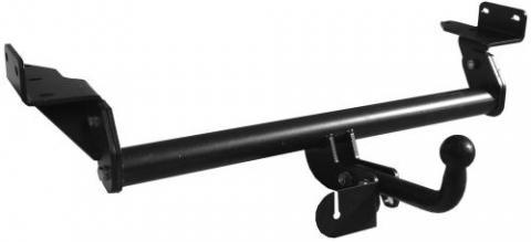 Фаркоп (ТСУ) для MITSUBISHI OUTLANDER 2003-2006 Лидер-Плюс до 1500 кг артикул M106-A